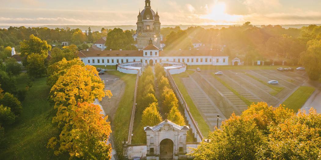 Pažaislis klasztor Litwa