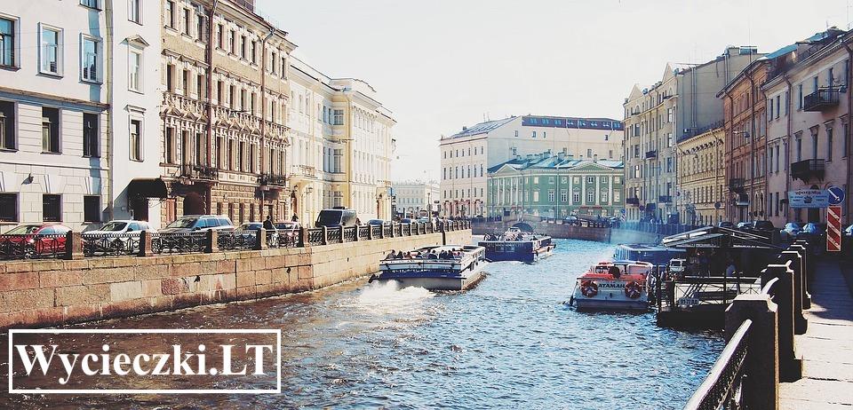 wycieczki do sankt Petersburga, Rosja